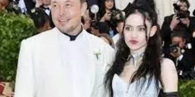 एलन मस्क और प्रसिद्ध गायिका ग्रिम्स तीन साल बाद हुए अलग