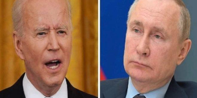 व्लादिमीर पुतिन ने कहा- अमेरिकी राष्ट्रपति जो बाइडन के साथ संबंध कामचलाऊ और स्थिर हैं