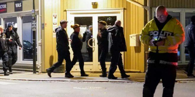 नॉर्वे में हमलावर ने धनुष-बाण से हमला कर पांच लोगों की हत्या की, कई घायल